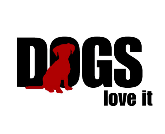 Dogs love it Logo Gross